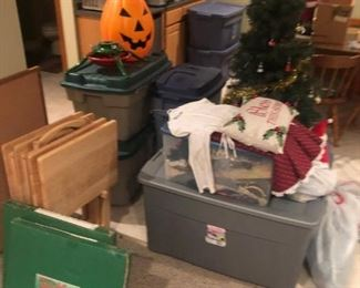 holiday items BLOW MOLDS