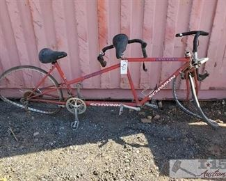 Schwinn Duosport Tandem Bicycle Schwinn Duosport Tandem Bicycle