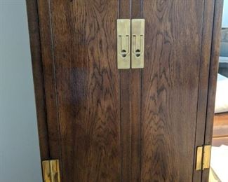 $75  Henredon armoire (part of bedroom furniture)