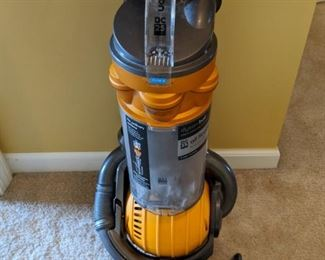 $125  Dyson vacuum cleaner