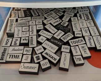rubber stamps price from $1 to $4