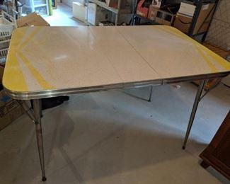 $40  Vintage table