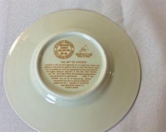 Chokin Plate.