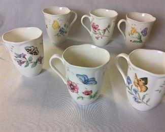 Lenox Coffee Mugs.