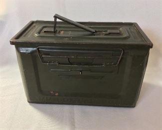 World War II Ammo Box 50 Caliber M2.
