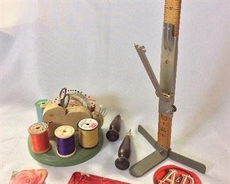 Vintage Sewing Tools.