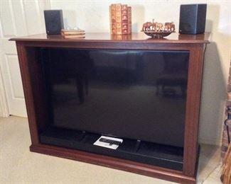 "SONY Bravia 60"" Television."