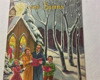 Oral Roberts Book of Christmas Carols and Hymns.