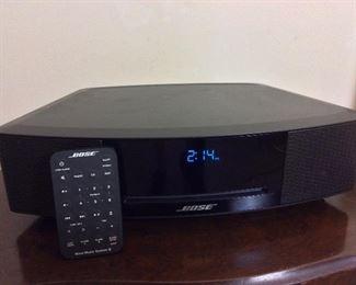 Bose Wave Music System IV, Model 417788-WMS.
