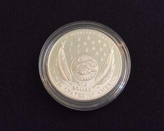 Lewis & Clark Coin & Pouch Set.