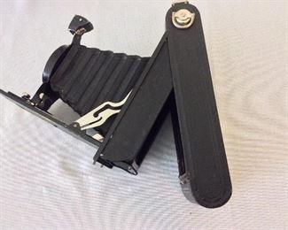 No. 1A Pocket Kodak Camera.
