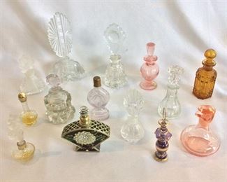 Perfume Bottle Collection.