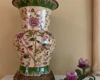 Vase on Stand