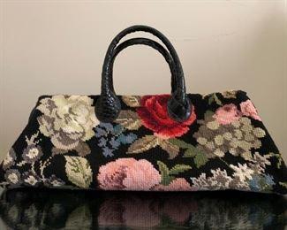 Clever Carriage Company Carpet Bag