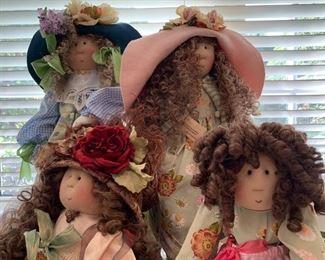Little Souls, Inc, Soft Body Dolls