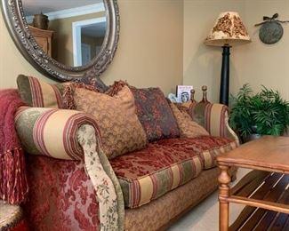 Furniture Guild Patchwork Sofa