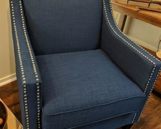 $120 Blue chair