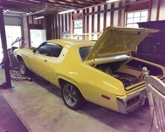Plymouth Roadrunner 1973