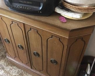"midcentury "" bar"" cabinet"