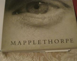 Robert Mapplethorpe Collectible Book.