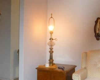 Another Stiffel lamp