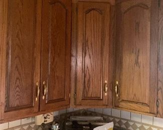 take the kitchen sink and cabinets too they are like new you must remove but if unable we have help that you can pay after hours to remove! ask for plan this house is full of like new cabinets