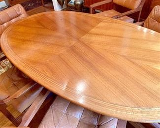 MCM dining room table