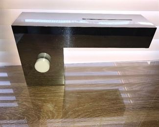 Stainless Steel Cantilever Desk Lamp