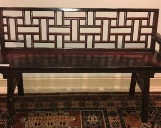 Japanese Style Bench