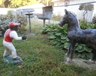 JockeyHorse