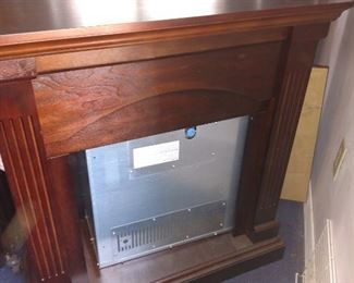 New Gas fireplace -$225