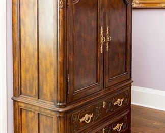 Heritage Furniture Company — Armoire
