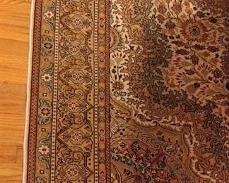 Turkey wool 6.6 x 10