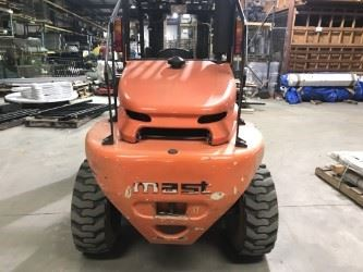 Forklift 6000 Mast Explorer