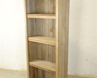 Cedar Bookshelf