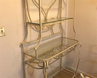 Metal Bakers Rack $130.