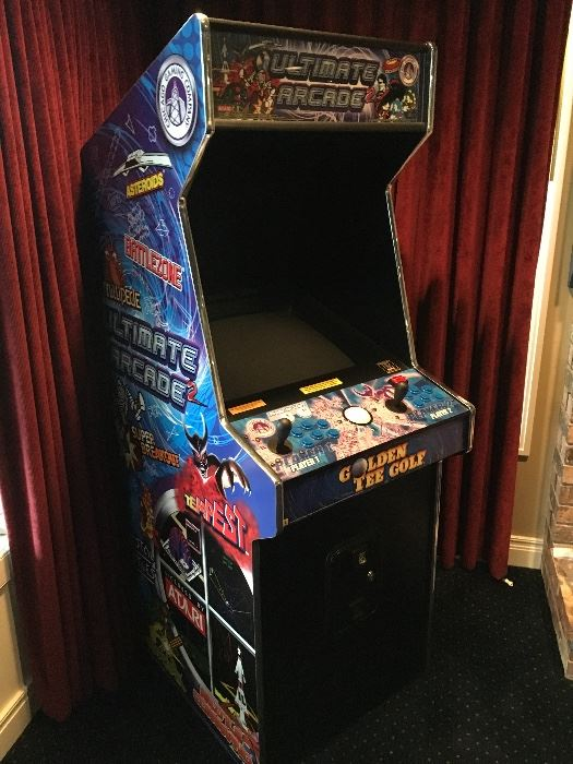 Ultimate Arcade game machine cabinet - in excellent working condition