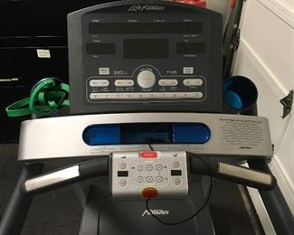 LifeFitness treadmill - in excellent working condition