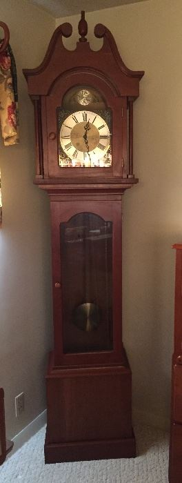 Handmade Grandfather Clock (Name Posted Closer to Sale Date)