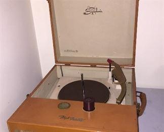 Symphonic High Fidelity Record Player - Model 1265