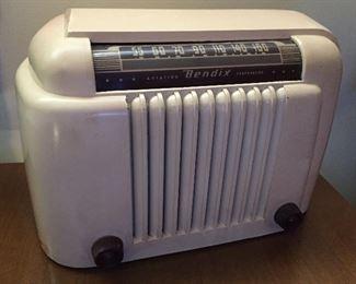 Art Deco Bendix Radio