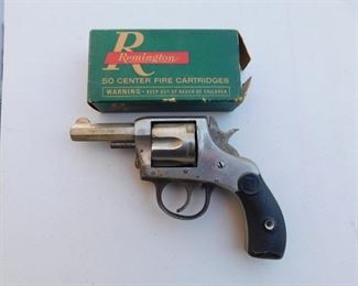 H&R Model 64 32 Short Revolver(Permit or CCW Required for Purchase)