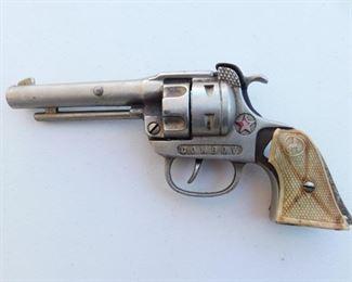 Old Cowboy Cap Gun