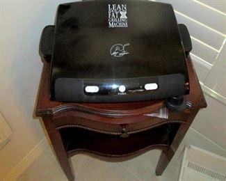 Lean Fat Grilling Machine