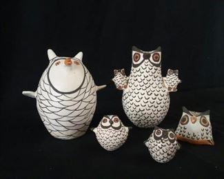 001 Acoma Owls