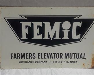 FEMIC Insurance Sign