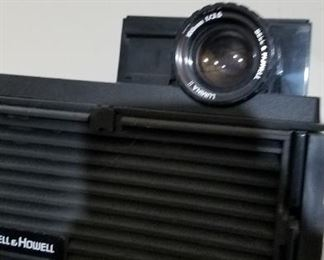 Bell and Howell Slide Projcetor