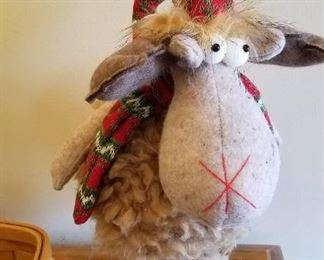 Christmas stuffed animal