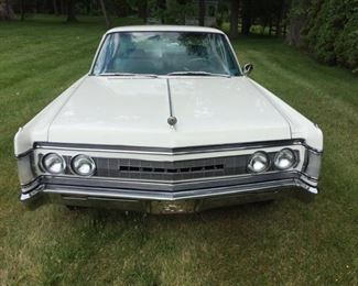 1967 Chrysler Imperial Crown. VIN: YM43K73215242. Mileage: 110,007. 4dr Hardtop Sedan 8-cyl. 440cid/350hp 4bbl. New carburetor. Summer driven only, stored in garage during winter.