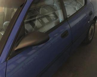 96 Dodge Neon 38500 miles